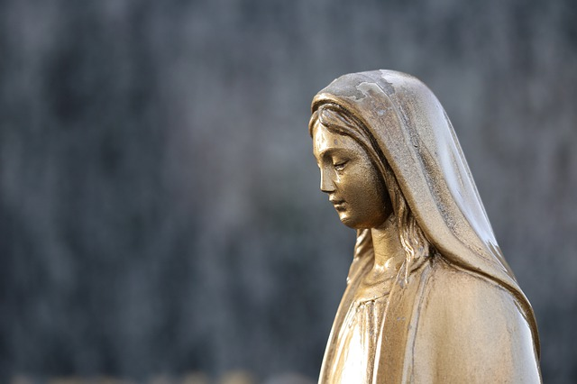 Monika: Maryja znowu była przy mnie