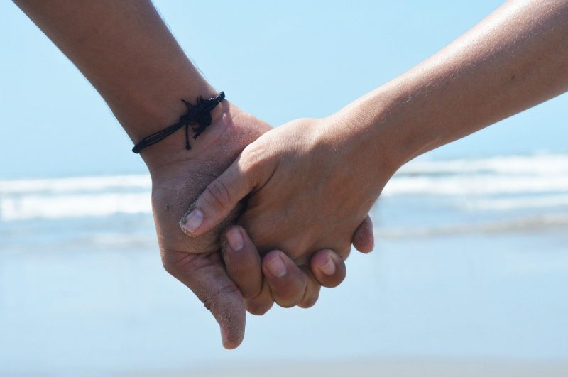 Miłość, ręce