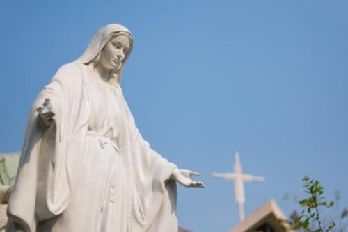 Figura Matka Boża Maryja