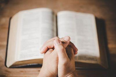 Modlitwa biblia
