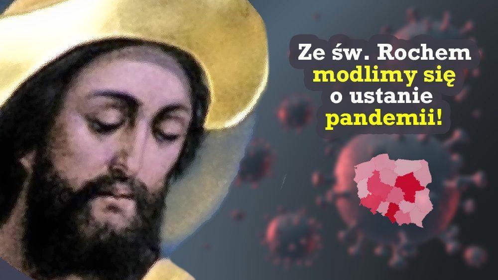 Wzmóżmy modlitwę wobec drugiej fali pandemii!