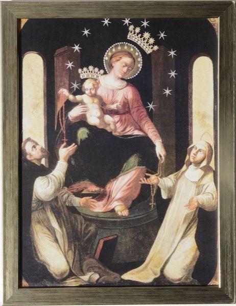 Obraz Matki Bożej Pompejańskiej - oryginalny