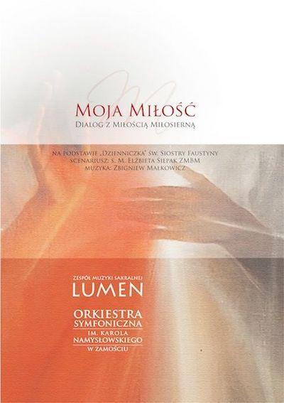 Książka: Moja miłość - płyta Lumen