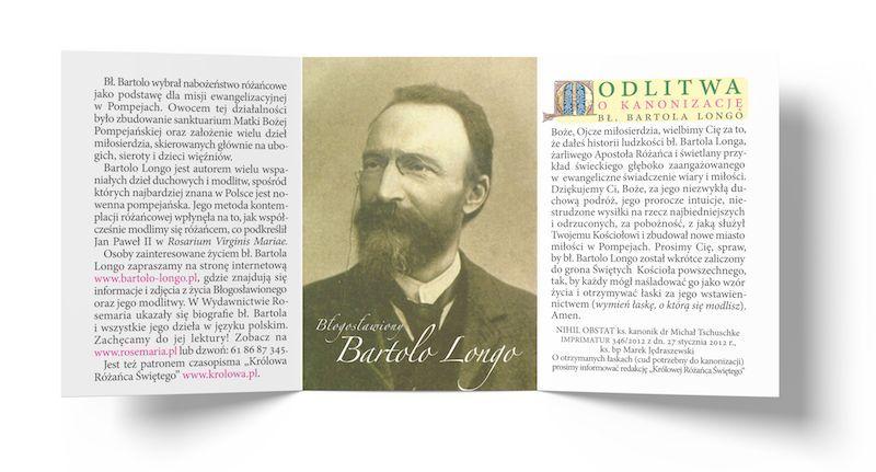 Obrazek z bł. Bartolo Longo