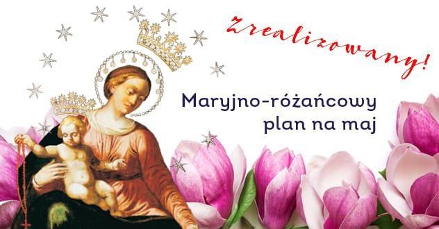 Plan na maj