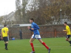 Pompey Academy v's Oxford United, 14/11/2015