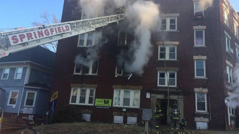 🇺🇸 Springfield : Un père de famille et ses 2 enfants perdent la vie dans un incendie