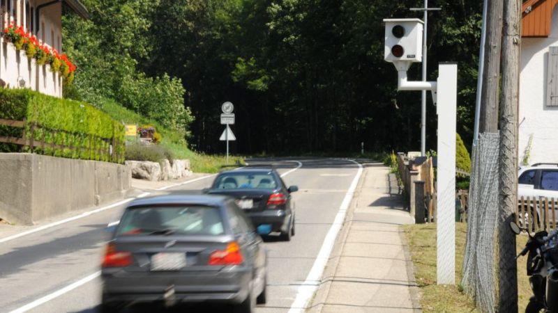 ?? Yverdon : Un radar qui embarrasse les pompiers