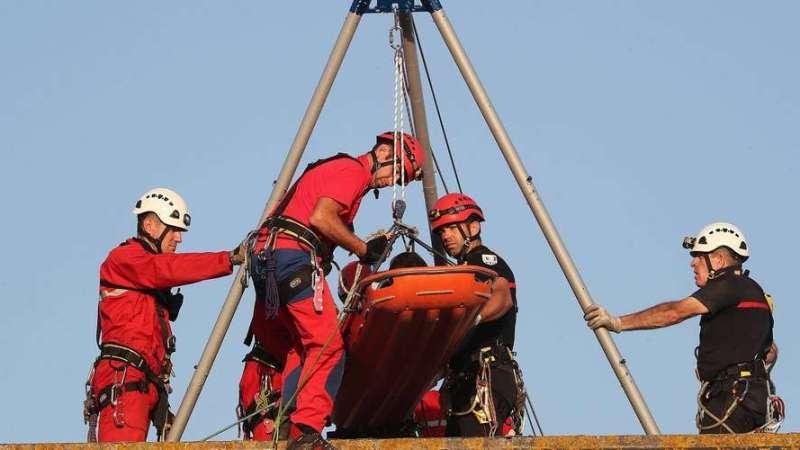 🇫🇷 La Rochelle (17) : Un étudiant chute dans une gaine d'aération