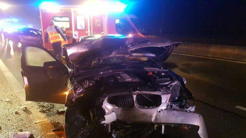 🇫🇷 A10 : 9 blessés dans un sur accident impliquant 8 véhicules
