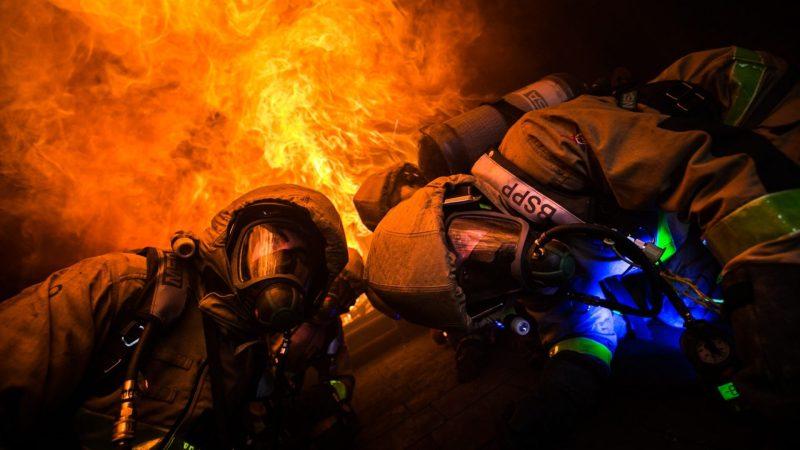 Des nouveautés pour les spécialistes ELD des Pompiers de Paris