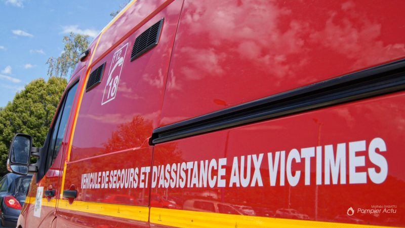 🇫🇷 Le Mans (72) : Les pompiers agressés au couteau par la personne qu'ils sont venus secourir