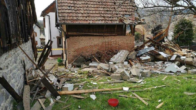 ?? Soultzeren (68) : Une école évacuée suite à une explosion