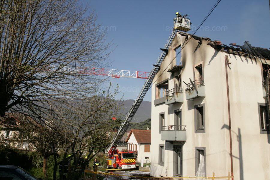 ?? Brison-Saint-Innoncent (73) : 11 personnes évacuées suite à un incendie dans leur immeuble