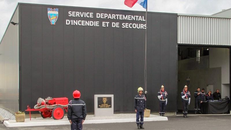 🇫🇷 Haute-Garonne (31) : Passations de commandement des Centres d'Incendies et de Secours de Cadours et Caraman