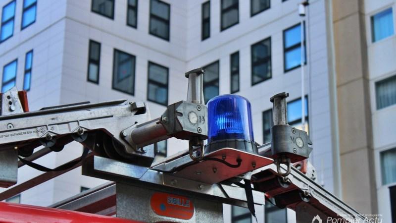 ?? Toulouse (31) : Deux pompiers blessés suite à une intervention sur un incendie d'immeuble