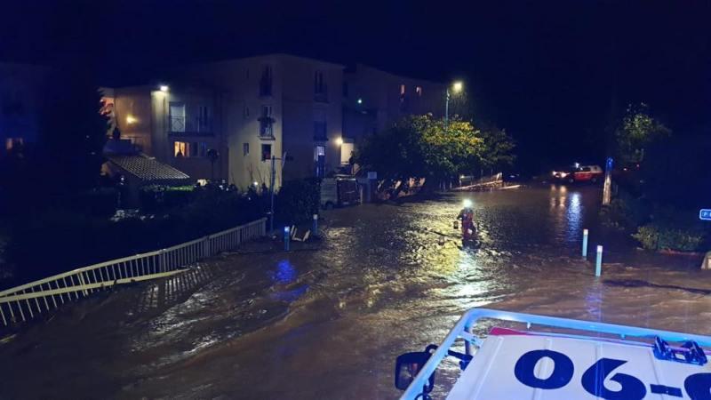 ?? Provence-Alpes-Côte d'Azur : Inondations en cours