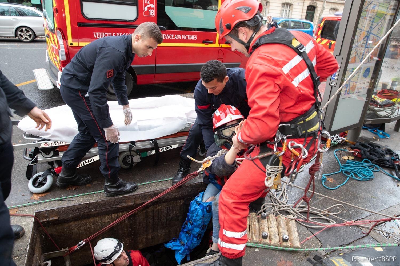 ?? Paris (75) : Une jeune femme chute de 5 mètres dans les catacombes