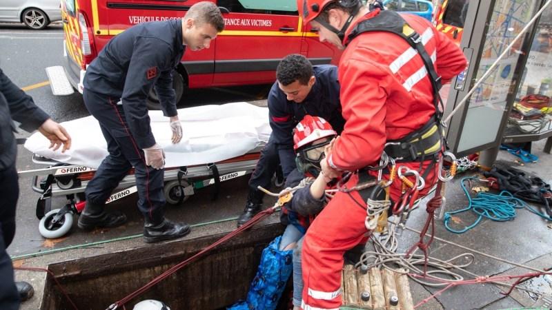 🇫🇷 Paris (75) : Une jeune femme chute de 5 mètres dans les catacombes