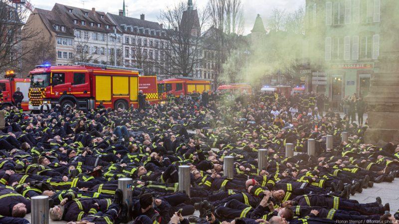 🇫🇷 France : Revalorisation de la prime de feu des pompiers