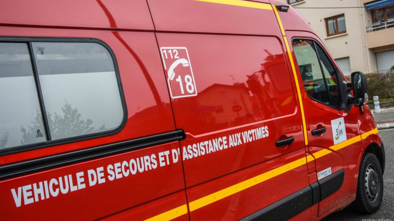 🇫🇷 Villemotier (01) : Un bébé de six mois perd la vie lors d'une sortie de route