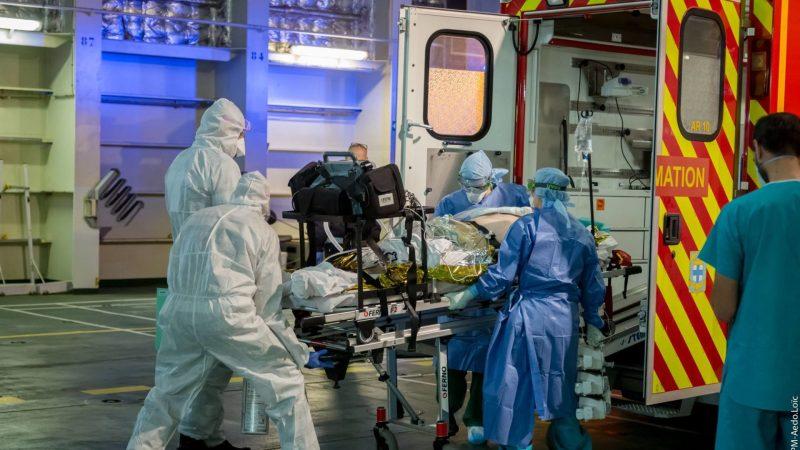🇫🇷 Marseille (13) : Les Marins-Pompiers indispensables pour la mission «Tonnerre»