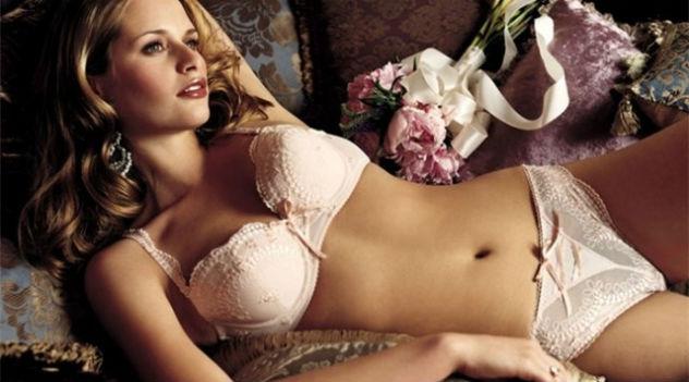 a lingerie certa para transar