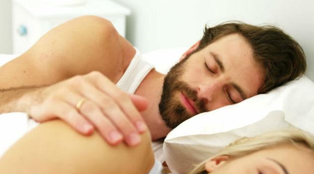 O sexo pode melhorar o sono.