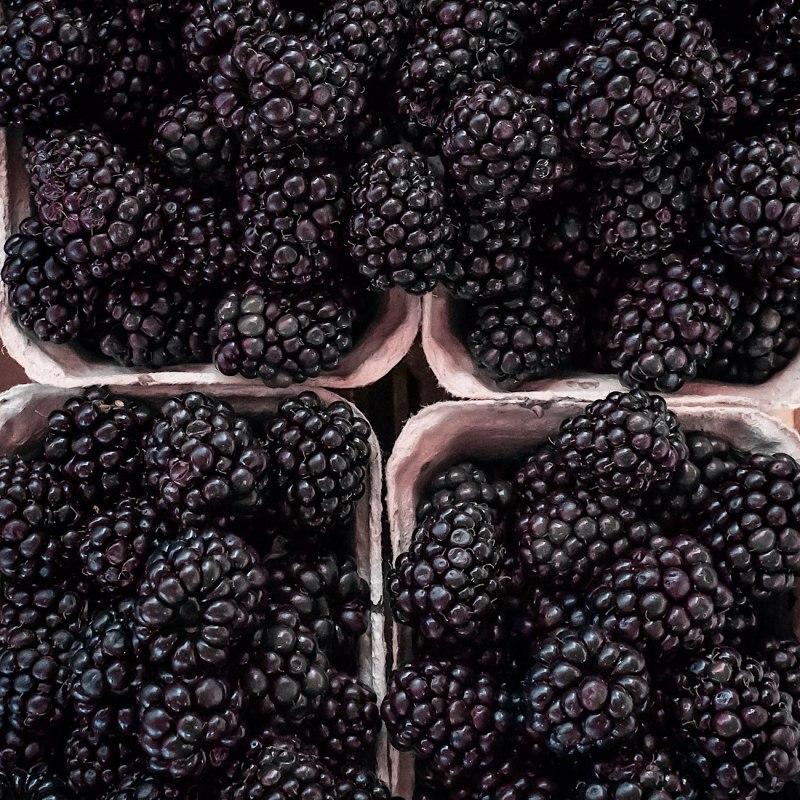 Spiced Blackberry Chutney