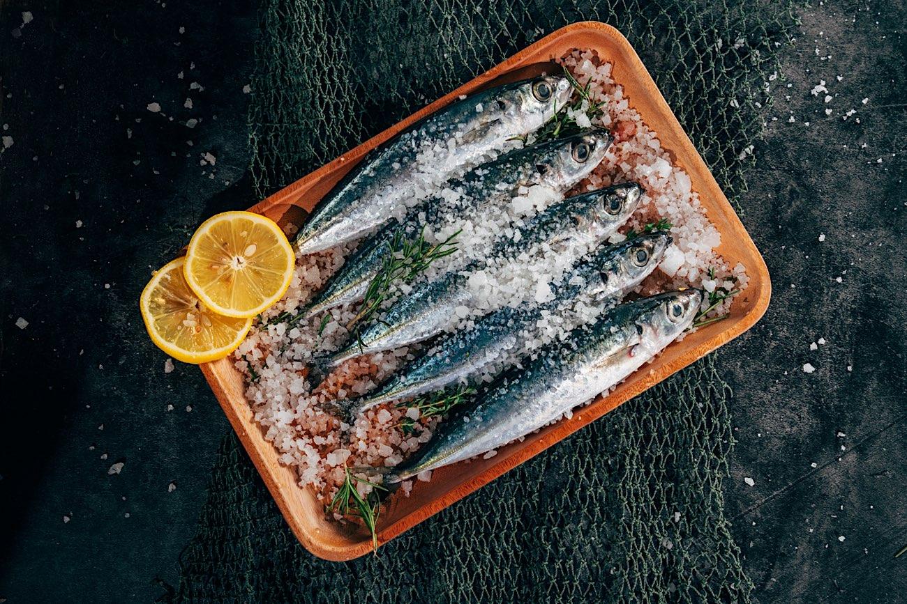 Superhero Sardines – 3 Ways to use a Tin of Sardines