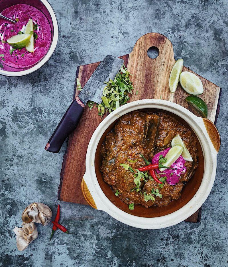 Nadan Beef / Kerala Beef Curry