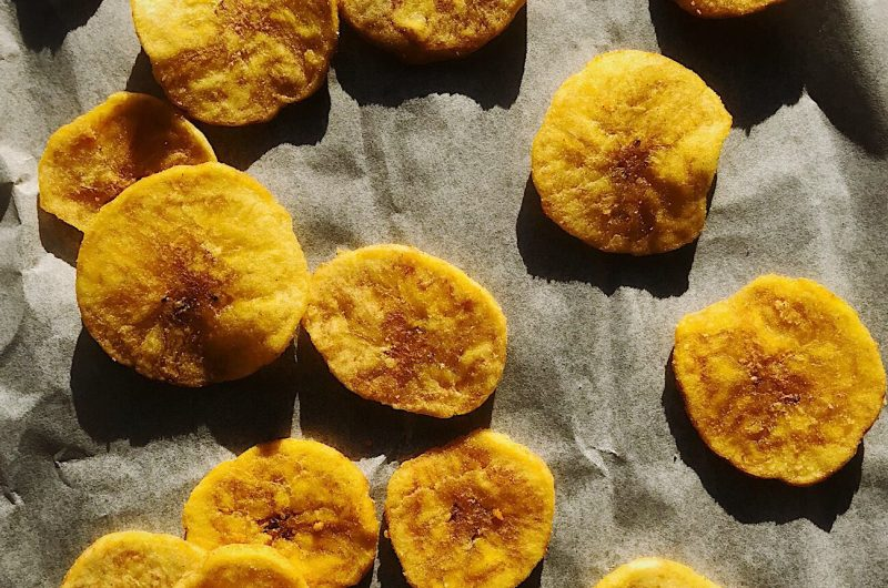 Plantain Chips (Chifles)