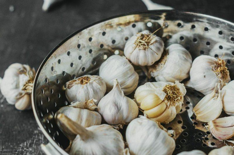 Garlic & Ginger Paste