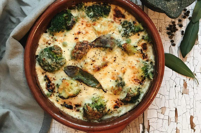 Broccoli & Pea Cheese
