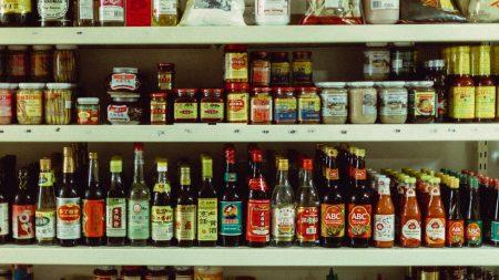 Asian Supermarket Grocery Store Market