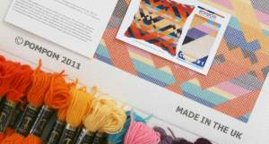 POMPOM Needlepoint Kit