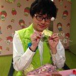 ポムポムプリン☆SPLで紙龍さんに教わるペーパークラフト♪