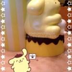 ポムポムプリン☆ポムポムプリンカフェ