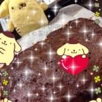 日記☆バレンタインに!あやさんのレシピ(チョコブラウニー)