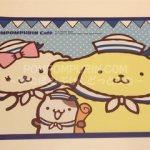 ポムポムプリンカフェ☆横浜店☆【12】ランチョンマット&コースター
