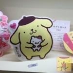 ポムポムプリン☆サンリオエキスポ*しゃべるグリーティングカード