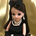 モニター☆リカちゃん☆スタイリッシュリカ第三弾ブラックショコラドレススタイル