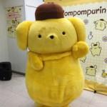 ポムポムプリン☆新宿☆京王百貨店にポムポムプリンが遊びに来たよ