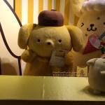 ポムポムプリン☆ピューロランド☆ポムポムプリンのサイン会10/23