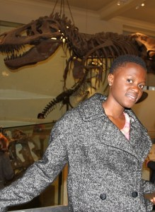 Melissa in Natural History Museum2R