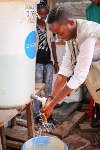 Cholera at Mbandaka - young reporters' report