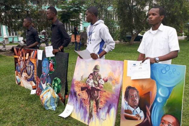 children's rights in the DRC