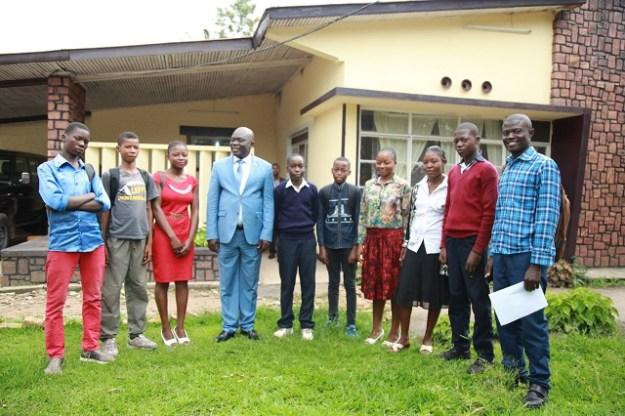 Plaidoyer pour l'enregistrement à l' Etat civil au Haut-Lomami