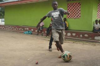 Foortball en RDC
