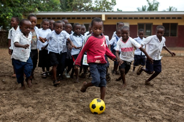 Football in DRC